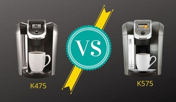 Keurig K475 vs K575