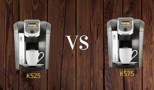 Keurig K525 vs K575