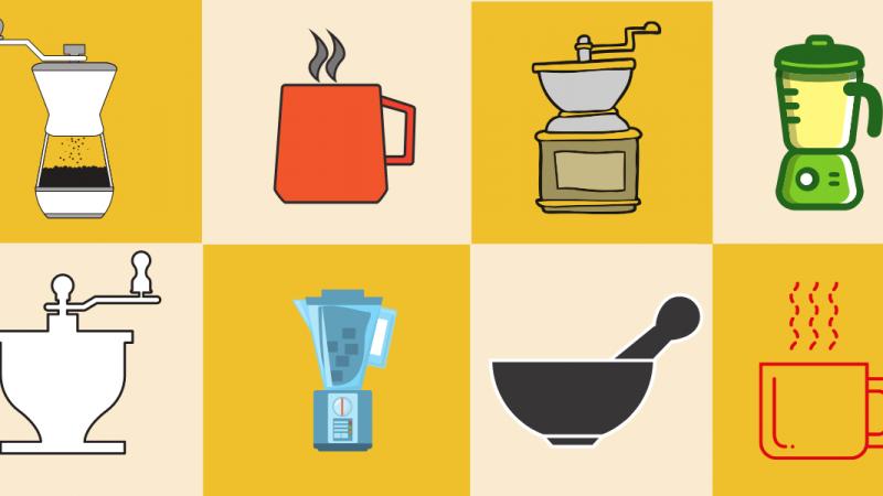 Types of Coffee Grinders